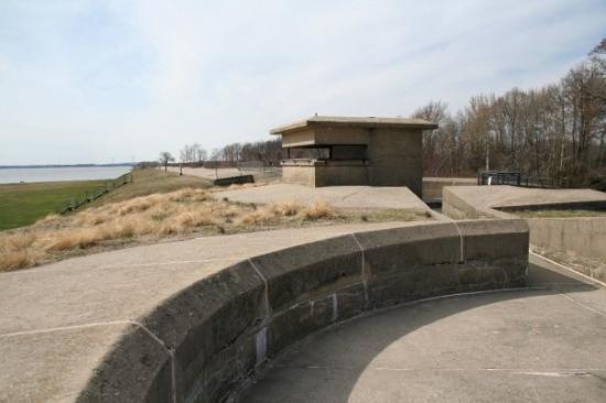Pennsville, NJ: Fort Mott