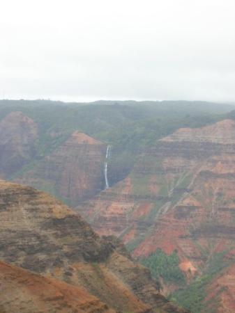 Waimea Canyon, spectacular!