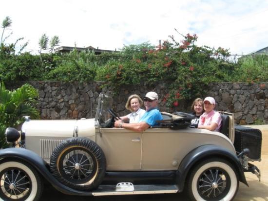 คาปา, ฮาวาย: Fun ride on the Roadster