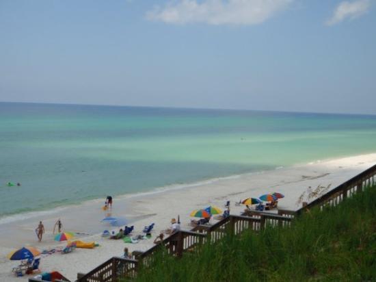 Santa Rosa Beach Fl 8 08 Blue Mountain Florida