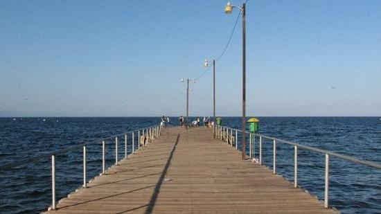 Muelle en Omoa