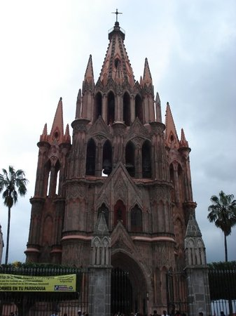 Church of Our Lady of Health (Iglesia de Nuestra Señora de la Salud)
