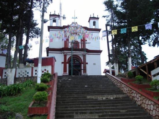 Templo de Santo Domingo : Iglesia del Cerrito