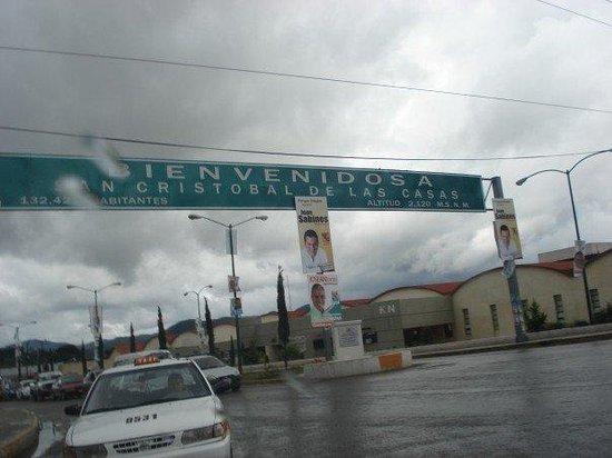 Ciudad Cuauhtémoc: En SAn Cristobal DE Las Casas
