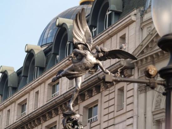 Statue of Eros (Anteros): Statue of Eros