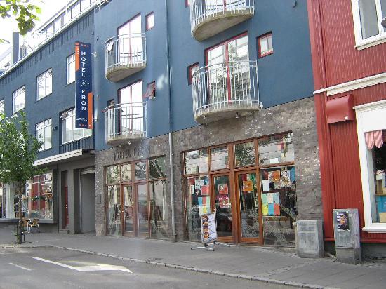 Hotel Fron Reykjavik Booking