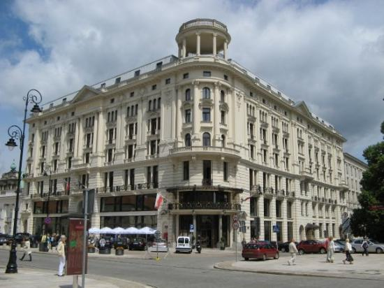 Hotel Bristol, a Luxury Collection Hotel, Warsaw : The hotel