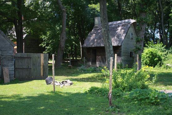 Salem 1630: Pioneer Village
