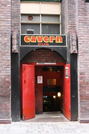 The Cavern Club: リバプール, UK