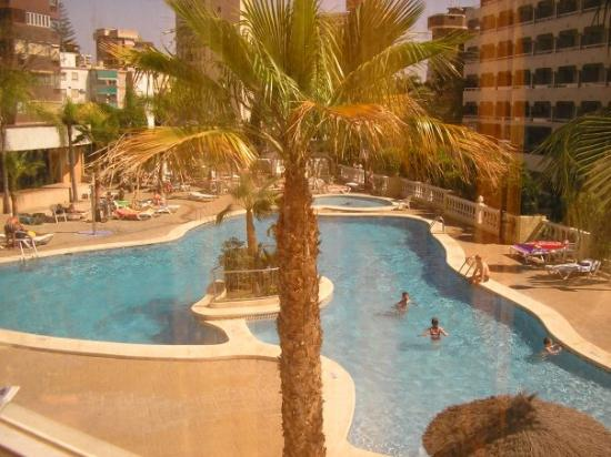 Immeuble picture of poseidon resort benidorm tripadvisor for Hotel poseidon benidorm