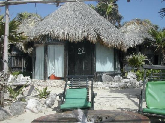 From the bar area out over the ocean - Picture of Cabanas