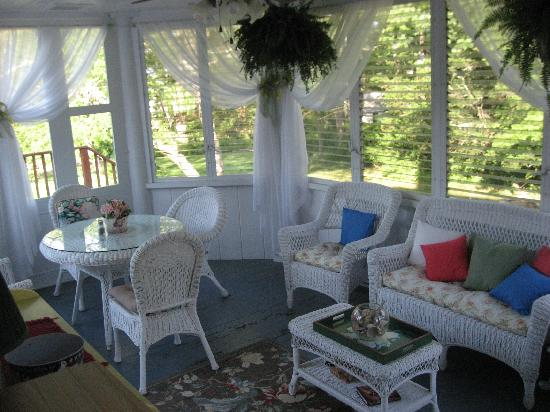 Wareham, MA: porch