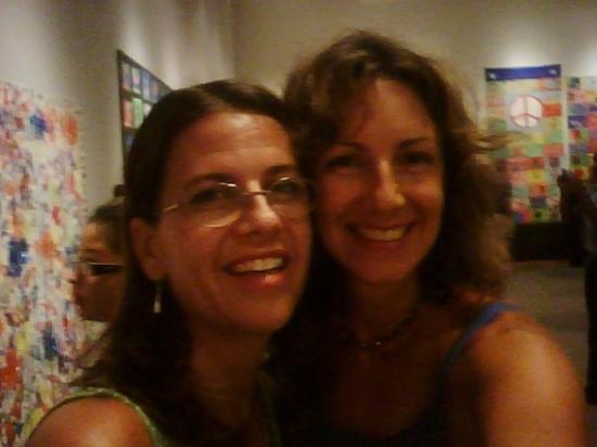 โบกาเรตัน, ฟลอริด้า: My sister, Betsy & I, Boca Raton, FL, United States