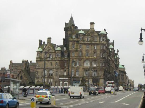 Nice Hotels In Edinburgh City Centre
