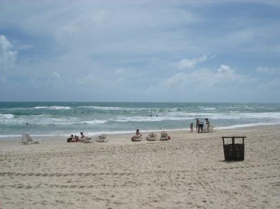 บีช ปาร์ค: The beach! ~ Beach Park, Fortaleza, Brazil