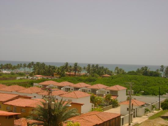 Hotel Costa Linda Beach: Linda vista
