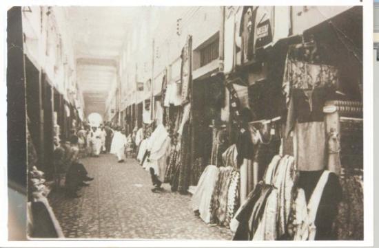 بنغازي, ليبيا: سوق الظلام