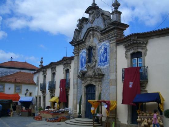 Peso da Régua, Portugal: São João da Pesqueira na Vindouro