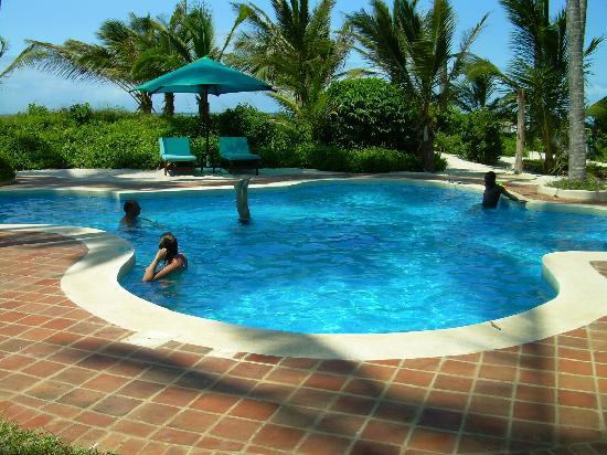 Diani Blue: the pool