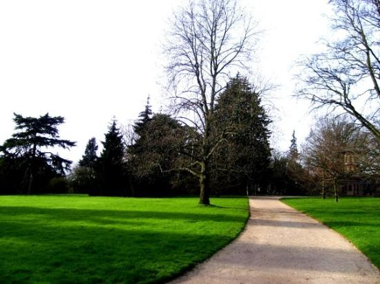 Parc du Thabor : Rennes - Parc Thabor