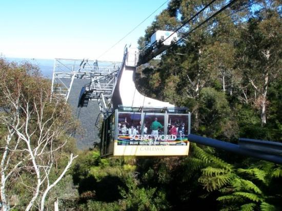 Scenic World Blue Mountains ภาพถ่าย