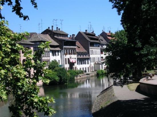 Strasbourg - Foto De Estrasburgo  Bas-rhin