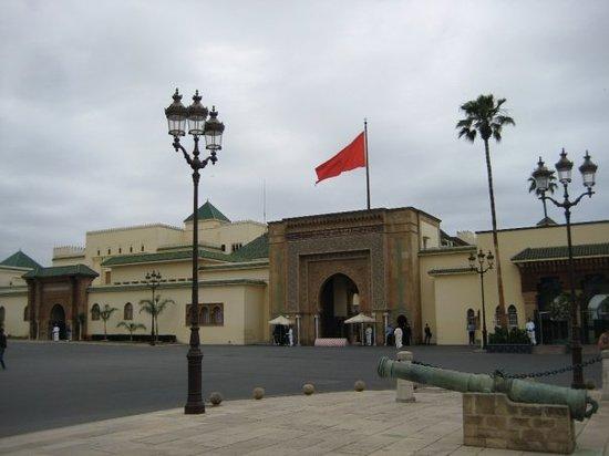 Royal Palace of Rabat Foto