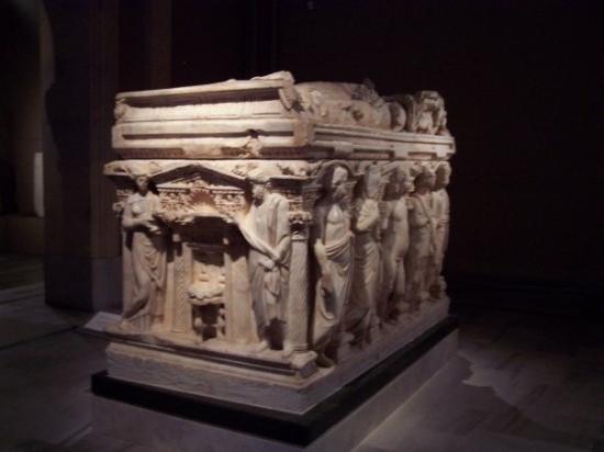 พิพิธภัณฑ์โบราณคดีอิสตันบูล ภาพถ่าย