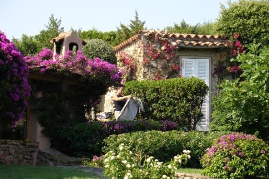 Porto Rafael, Italy: cameretta