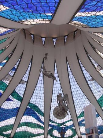 Catedral Metropolitana: 2005 brasilia: katedraal