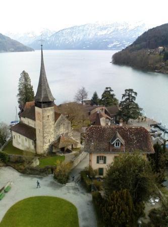 เบรียนทซ์ , สวิตเซอร์แลนด์: Castle at Brienz
