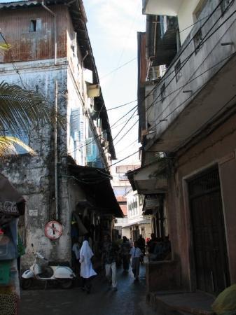 Stone Town, Tansania: Stonetown, Zanzibar