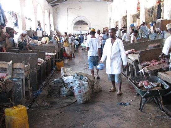Stone Town, Tanzanie : Stonetown, Zanzibar