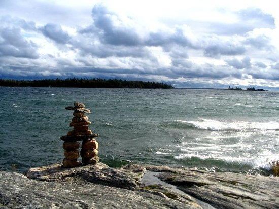 Parry Sound, Canada : georgian bay, on, ca