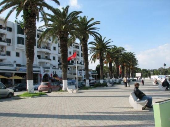 La Marsa Tunisia  City new picture : La Marsa, Tunisia: Marsa Plage