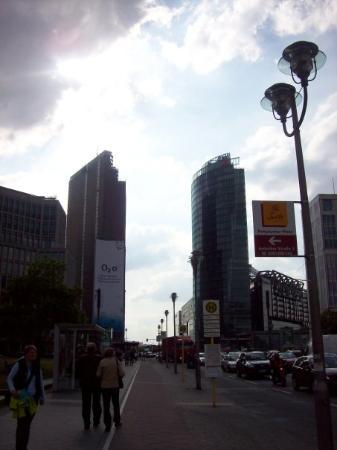 potsdamer platz picture of berlin germany tripadvisor. Black Bedroom Furniture Sets. Home Design Ideas