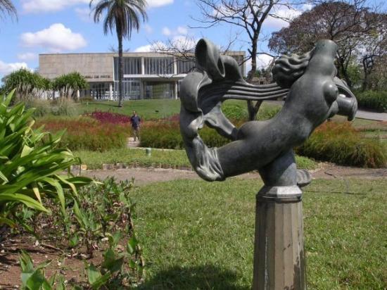 2005: Belo Horizonte: pampulha museum-casino