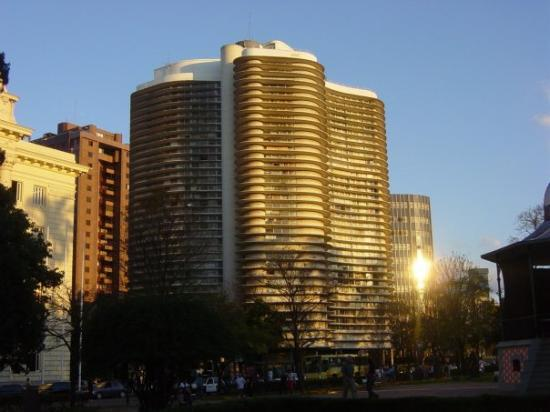 2005: Belo Horizonte: Oscar Niemeyer