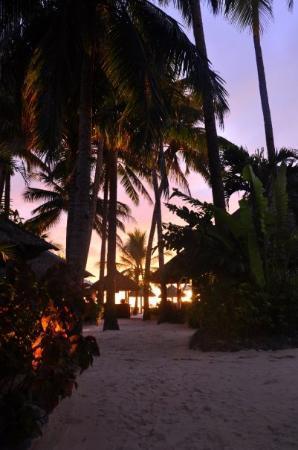 Fridays Boracay Resort : En el hotel