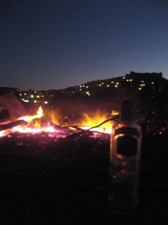 Lesbos, กรีซ: Sunrise