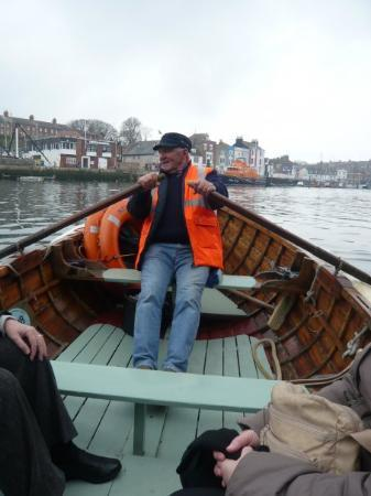 Weymouth,Old ferryman