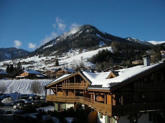 Lastminute hotels in Megève