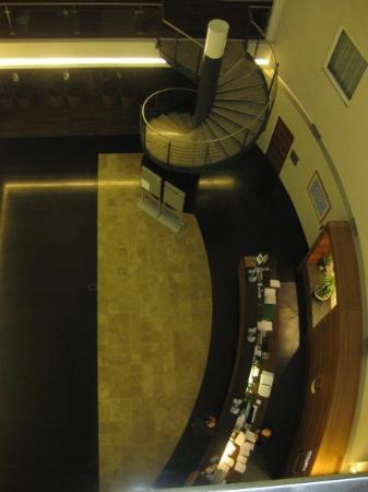 โรงแรม เอ็นเอช บูดาเปสต์: nH Hotel Lobby
