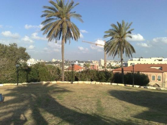Jaffa Old City: Tel Aviv - Old Yaffo - Panorama IV