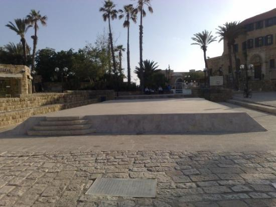 Jaffa Old City: Tel Aviv - Old Yaffo - What's this for?