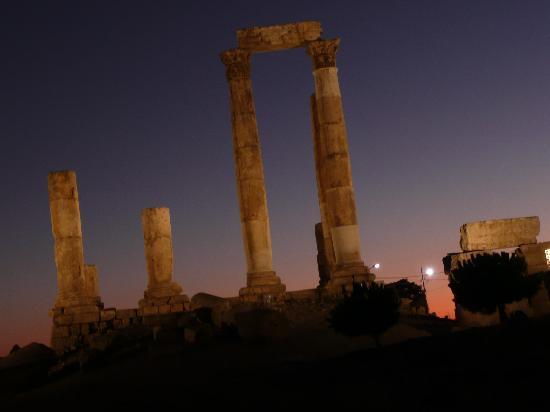 เดอะซิทาเดล: citadel ruins