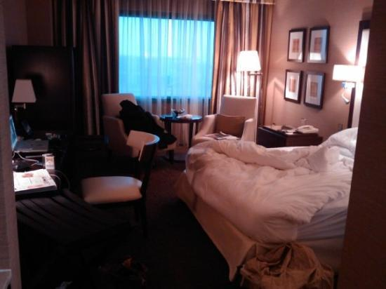 Le Merdian Hotel by the airport