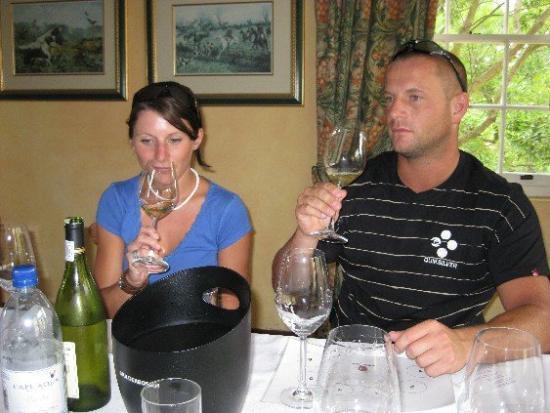 Stellenbosch Farmers' Winery Group Picture