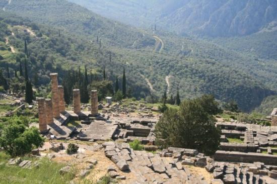 Temple of Apollo: La foto típica, pero yo también la saqué :P