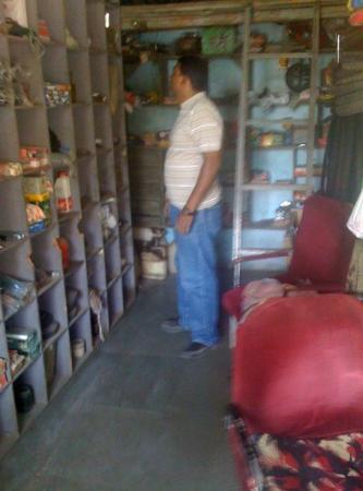 วโททระ, อินเดีย: piyushbhai's shop (1)